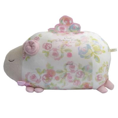 プレゼント|贈り物 ローズ羊お昼寝まくら・バスギフト・アロマベアのセット