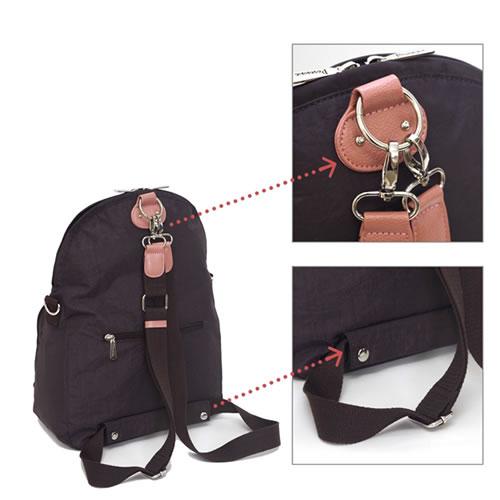 プレゼント|贈り物 【PERENNE】リュック&ショルダー2WAYバッグ