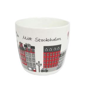 プレゼント|贈り物 スウェーデンマグカップ・ポーチとノートブックのセット